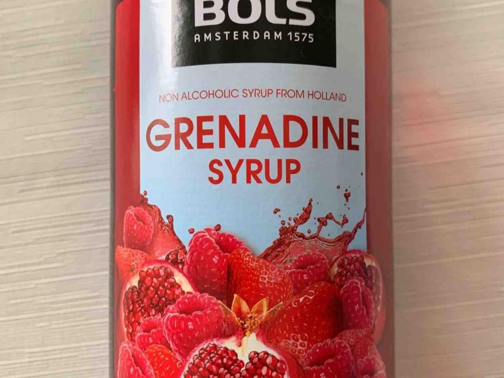 Grenadine Syrup von PeterS81   Hochgeladen von: PeterS81