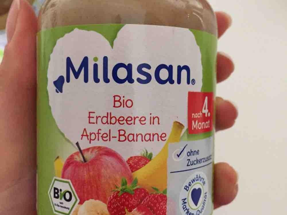 Bio Erdbeere in Apfel-Banane von FrancesJsh   Hochgeladen von: FrancesJsh