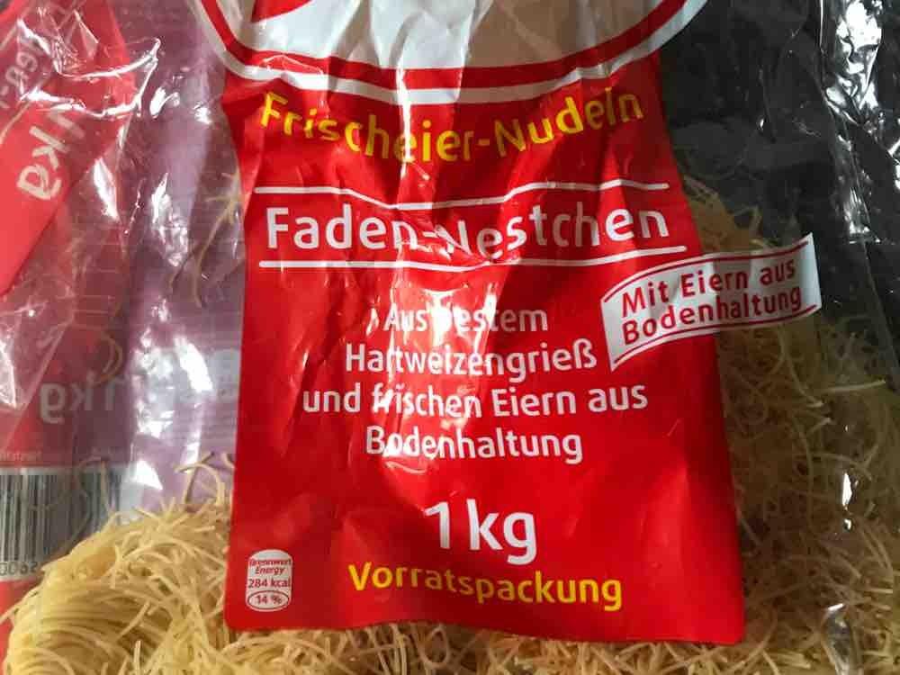 Frischeier-Faden-Nestchen von Gspeedy   Hochgeladen von: Gspeedy