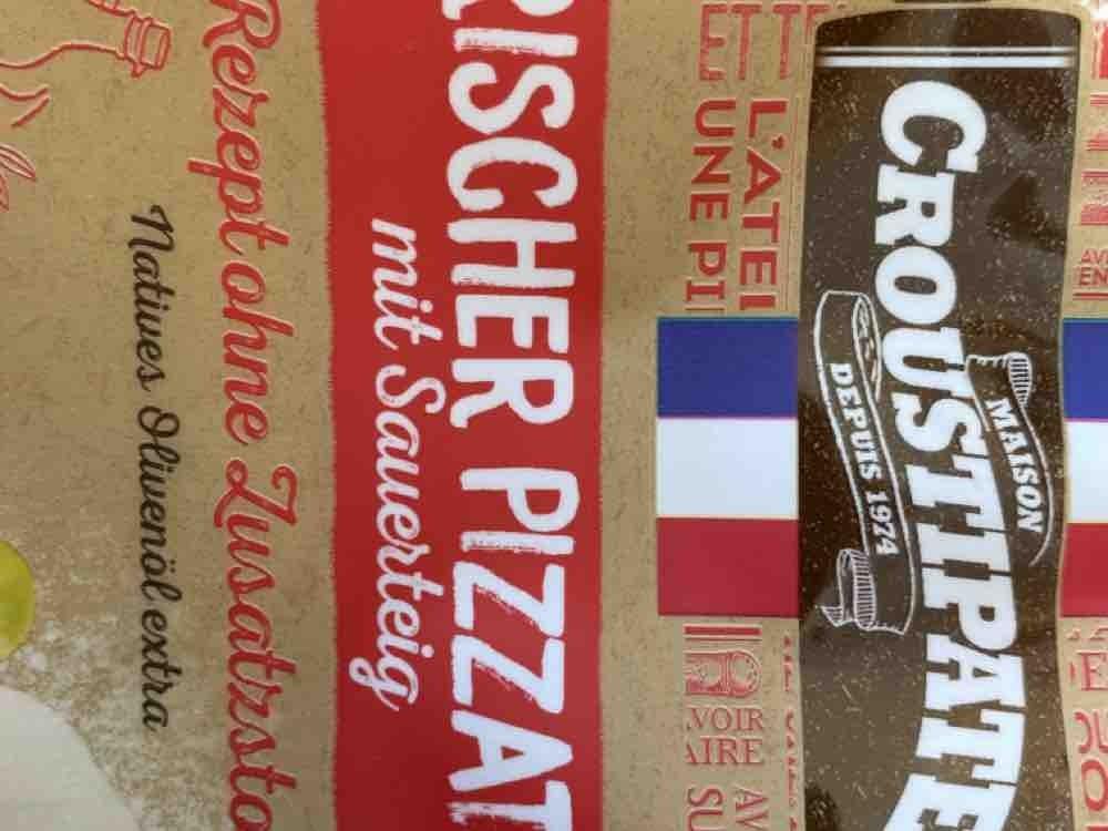 Pizzateig Sauerteig von Joachim1956   Hochgeladen von: Joachim1956