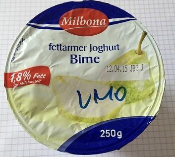 Alpenländer fettarmer Joghurt, Birne | Hochgeladen von: moschkito