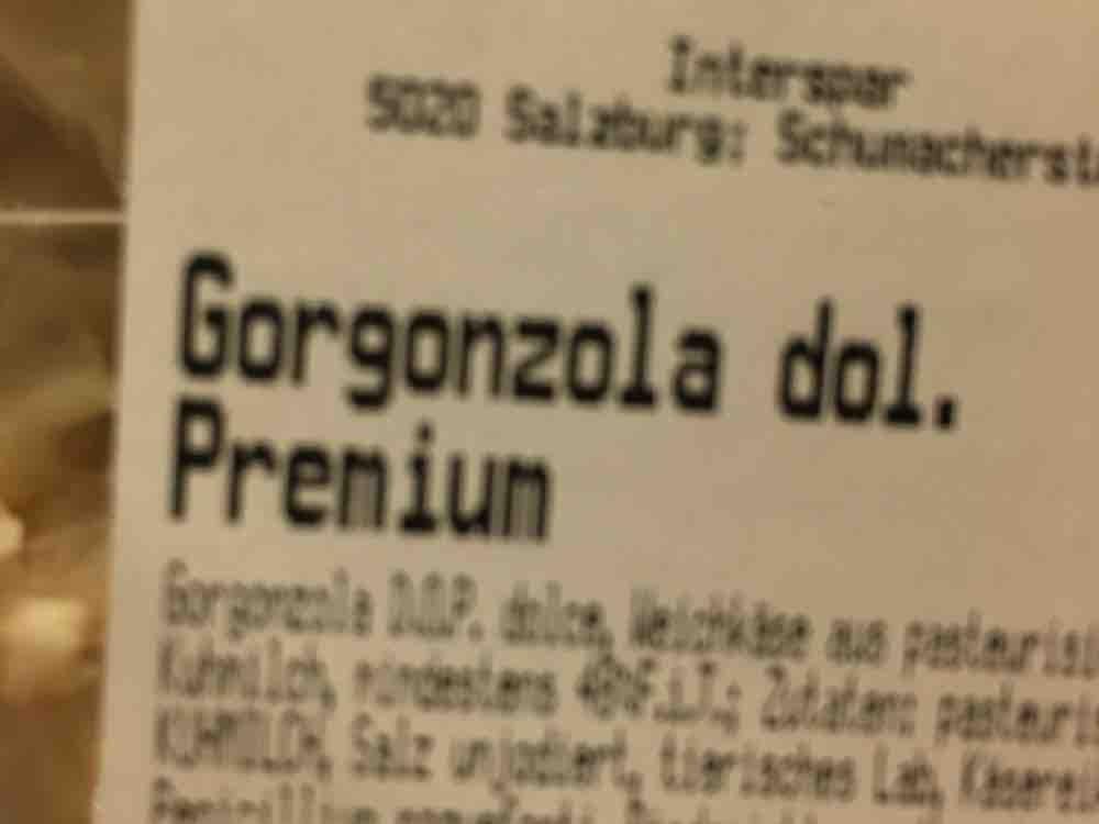 Gorgonzola dop dolce  von Hinterberger | Hochgeladen von: Hinterberger