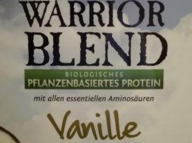 Sunwarrior Warrior Blend Vanille, Erbsenprotein, Hanfprotein   Hochgeladen von: Steffi1982