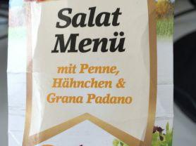 Salat Menü, mit Penne, Hähnchen    Hochgeladen von: jaaanix