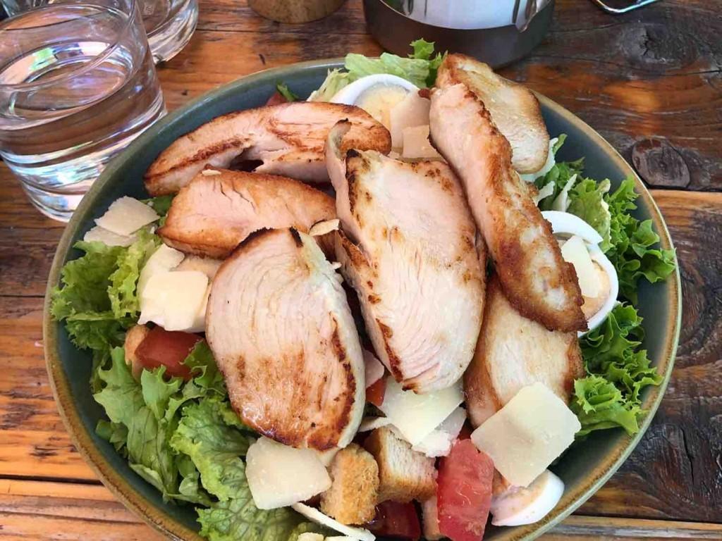 Caesar Chicken Salat von cicero1 | Hochgeladen von: cicero1