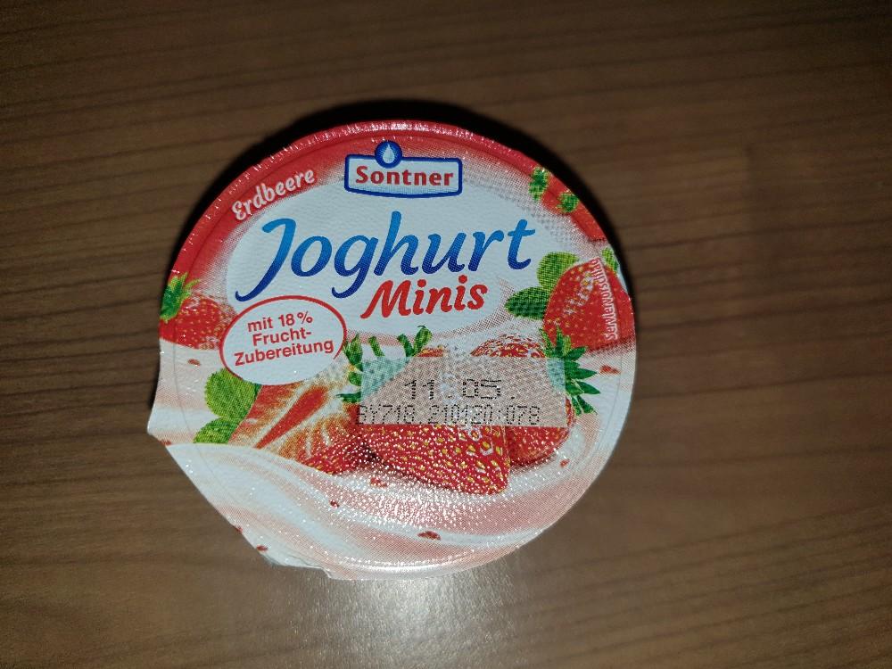 Joghurt Minis , Erdbeere von sykoehler267   Hochgeladen von: sykoehler267