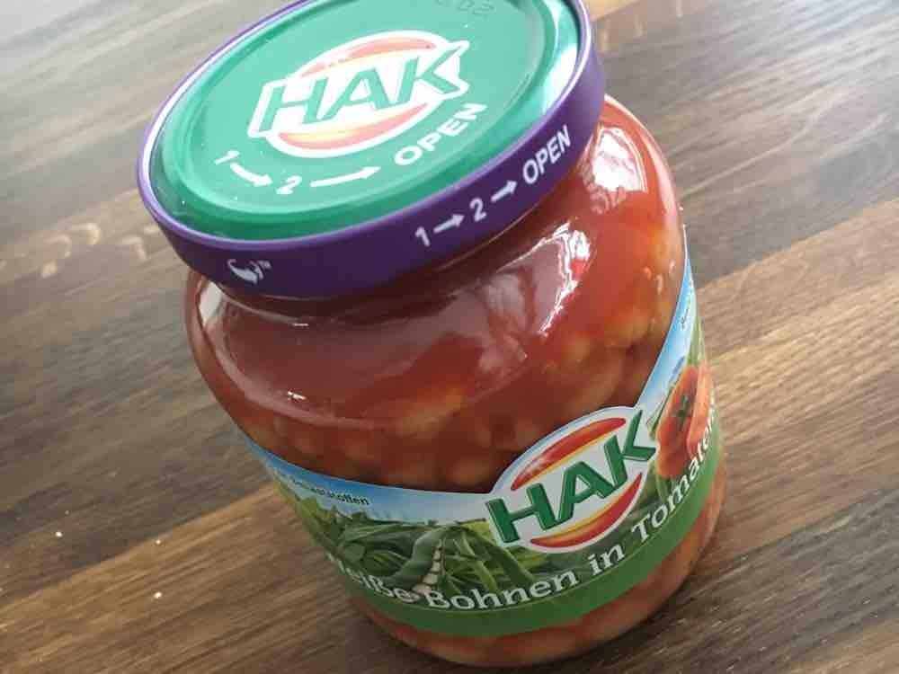 Weiße Bohnen in Tomatensauce von HJPhilippi | Hochgeladen von: HJPhilippi