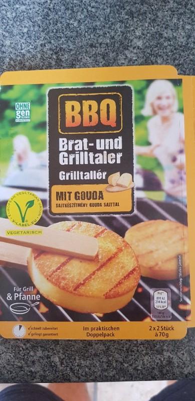 Brat- und Grilltaler , Mit Gouda von Simal94   Hochgeladen von: Simal94