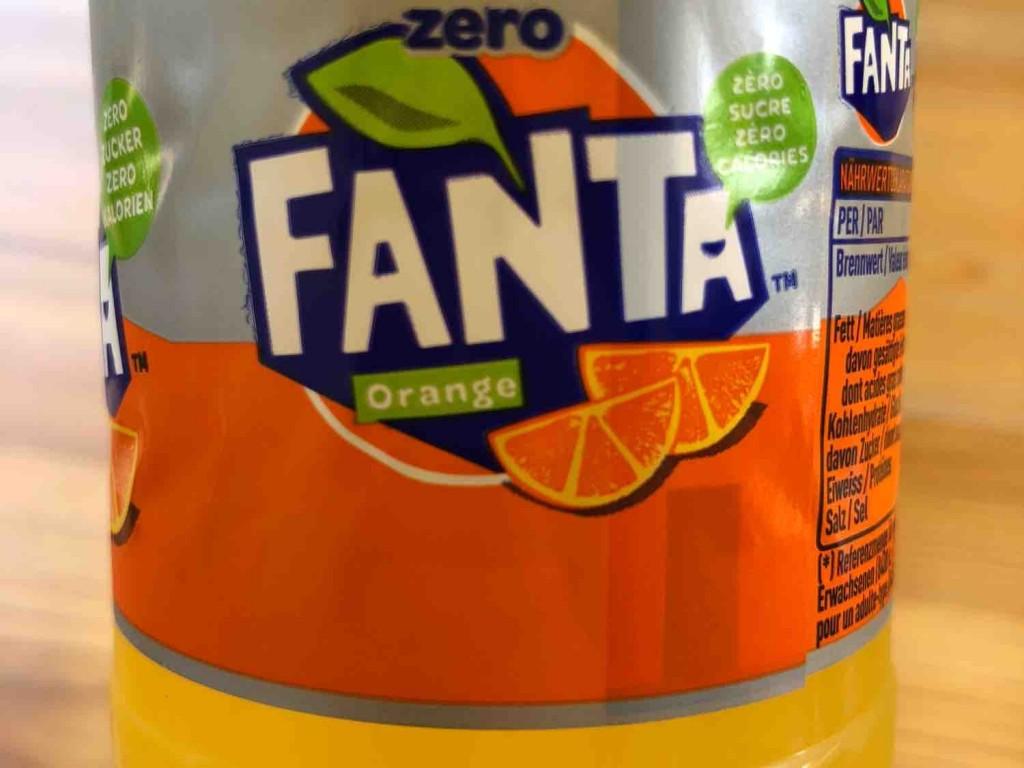 Fanta Orange, zero von roland | Hochgeladen von: roland