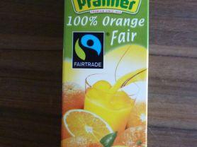 Orangensaft, 100 % Orange Fair, fairtrade   Hochgeladen von: schokoflake