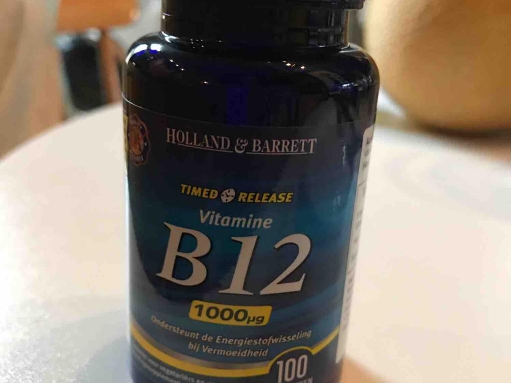 B12 Tabletten, 1000mcg von aarde12771 | Hochgeladen von: aarde12771