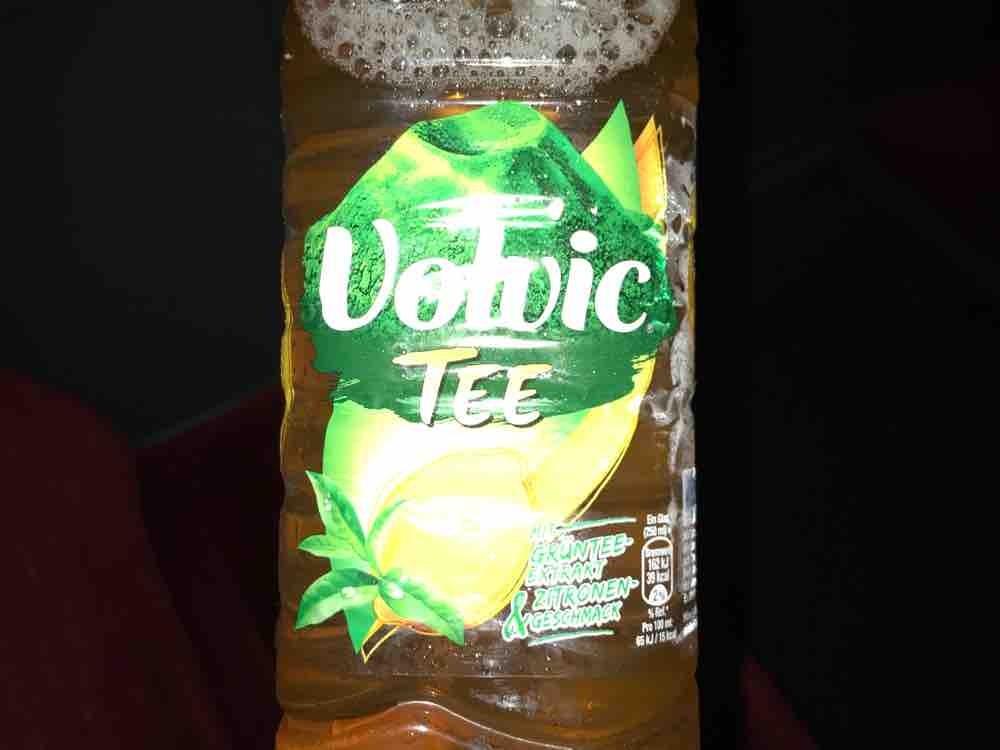 Volvic Tee Zitrone von saschajoker901   Hochgeladen von: saschajoker901