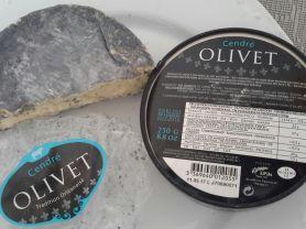 Cendre Olivet 45%, Französischer Weichkäse aus pasteurisiert | Hochgeladen von: BeaRio