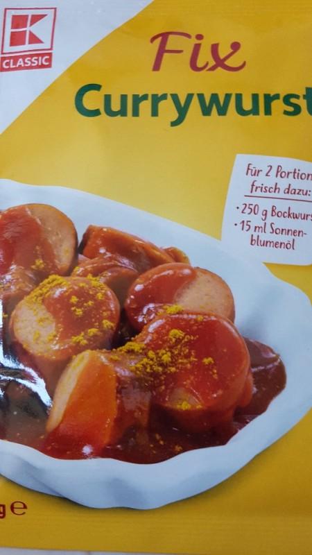 Fix Currywurst, verzehrfertig von Samsop | Hochgeladen von: Samsop