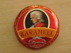 Mozart-Medaillon Reber, Karamell   Hochgeladen von: Teecreme