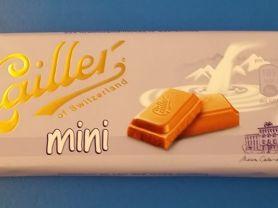 Cailler Lait-Milch Schokolade | Hochgeladen von: stoecki
