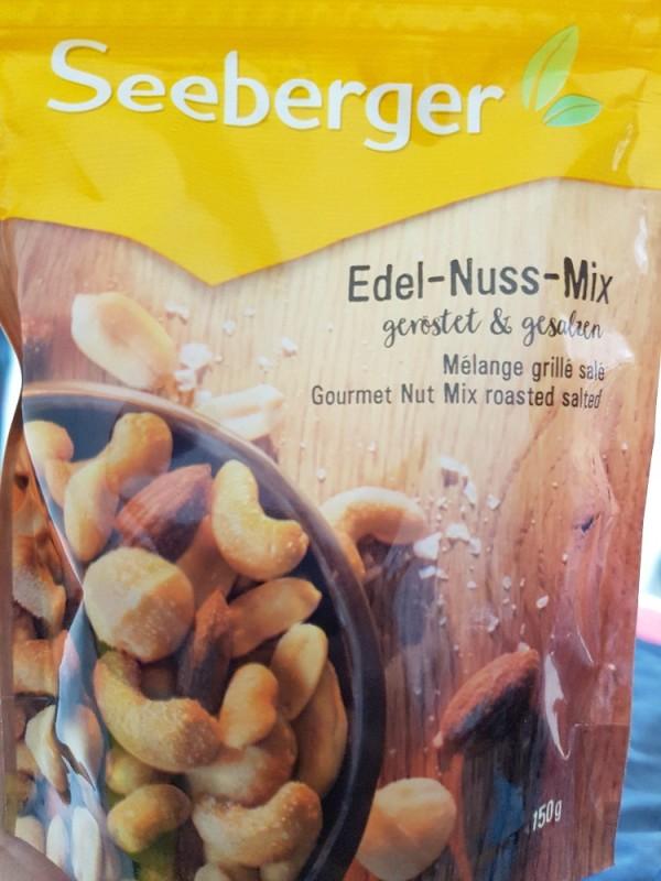 Edel-Nuss-Mix, geröstet & gesalzen von Kalle199   Hochgeladen von: Kalle199