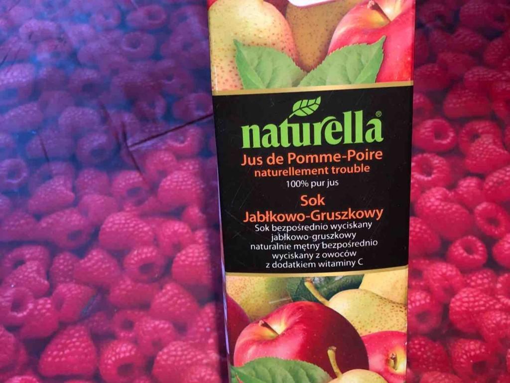 Naturella, Apfel- Birnensaft von MartinSchlank | Hochgeladen von: MartinSchlank