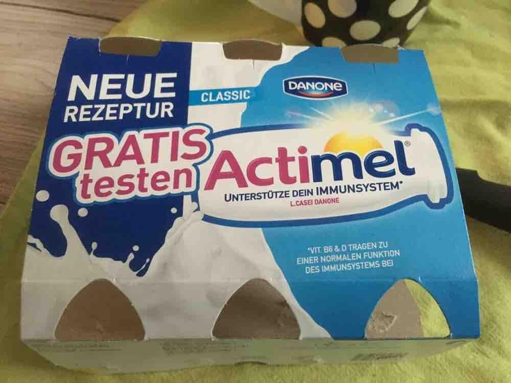 Actimel, classic  von GracyGirl   Hochgeladen von: GracyGirl