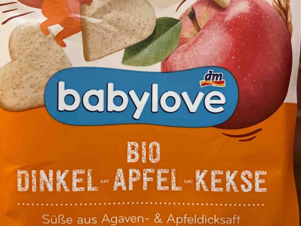 Bio Dinkel-Apfel-Keks von LX22   Hochgeladen von: LX22