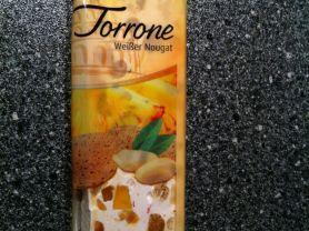 Torrone, weißer Nougat | Hochgeladen von: AnnGa81