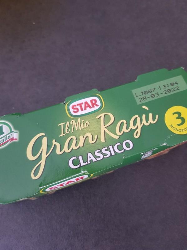 Gran Ragu Classico von sparbermanuel121   Hochgeladen von: sparbermanuel121