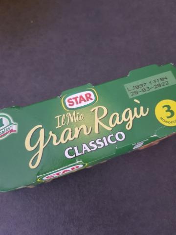 Gran Ragu Classico von sparbermanuel121 | Hochgeladen von: sparbermanuel121