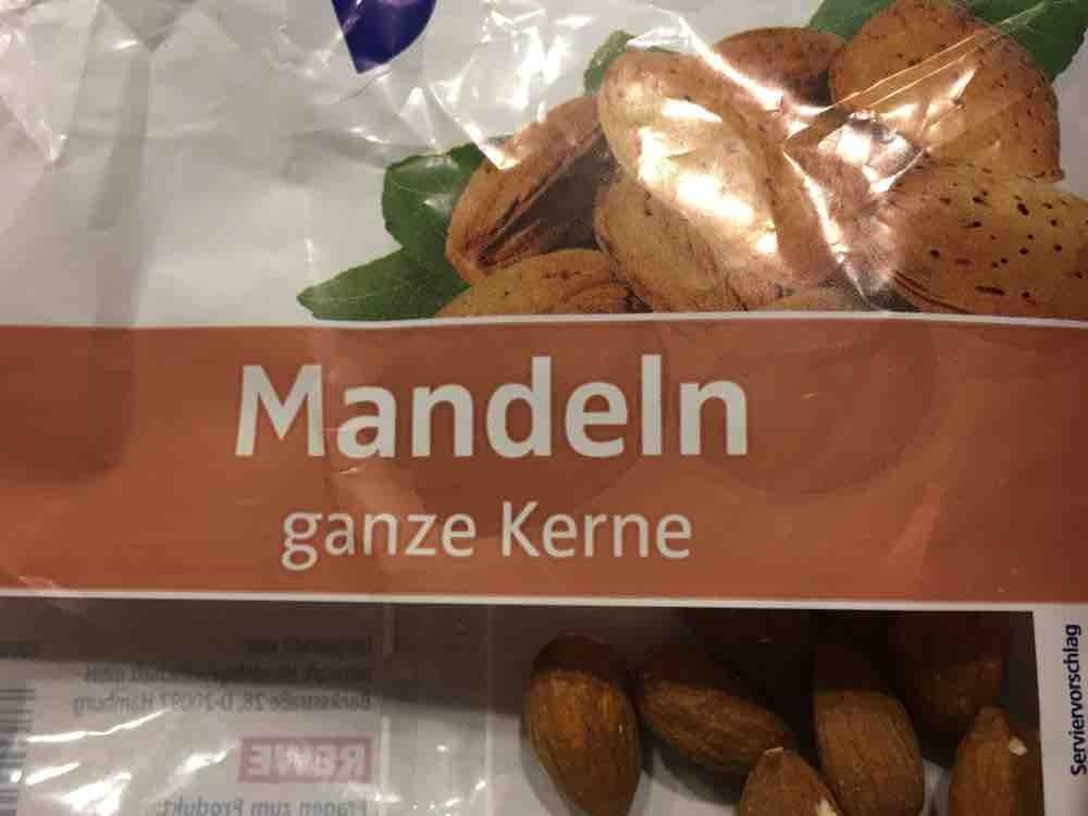 Süße Mandel, Ganze Kerne von mk130571 | Hochgeladen von: mk130571