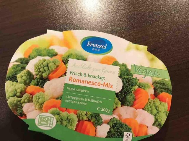 Frisch & Knackig Romanesco-Mix  von marenha   Hochgeladen von: marenha