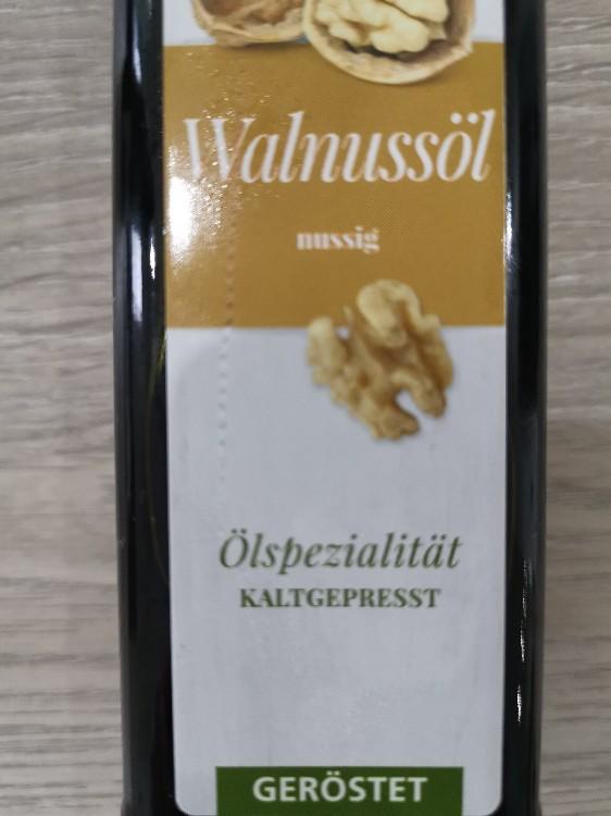 Walnussöl, kaltgepresst, geröstet von HolgerN | Hochgeladen von: HolgerN