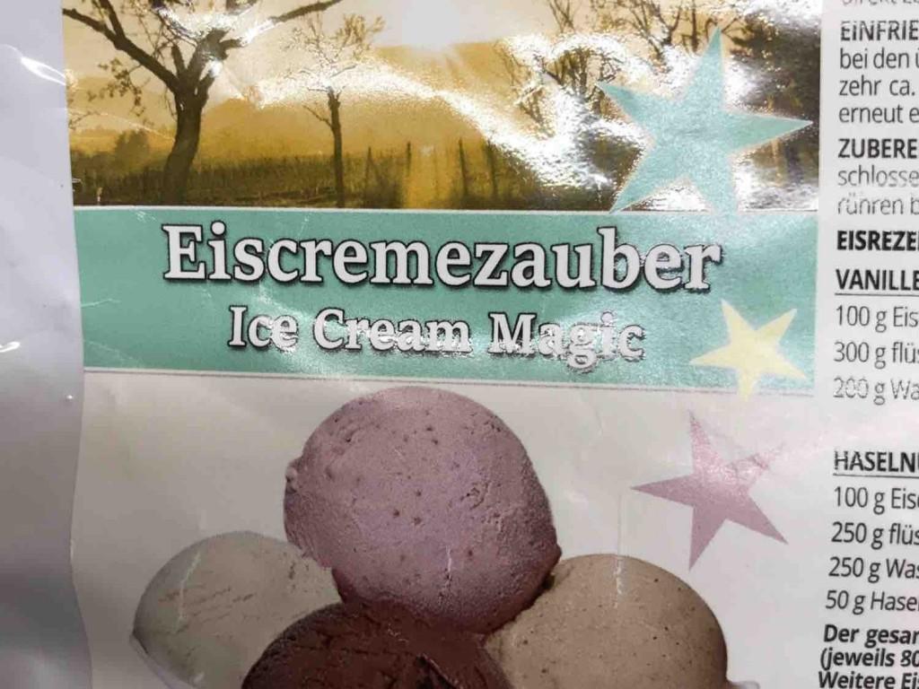 Eiscremezauber  Schokolade, Net-Carbs von Waasserpuddeldeier   Hochgeladen von: Waasserpuddeldeier