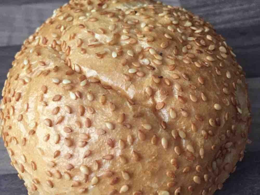 Sesambrötchen (Weizen), durchschnittlich von mellixy | Hochgeladen von: mellixy