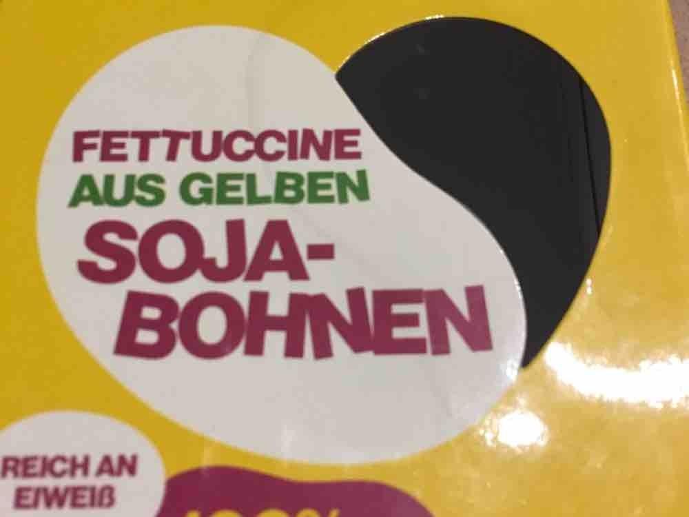 Fettuccine Soja-Bohnen von bettinaboehm515 | Hochgeladen von: bettinaboehm515