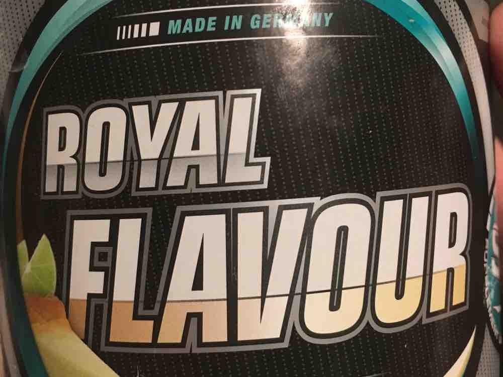 S.U. Royal Flavour System, Limette-Käsekuchen  von hubatz | Hochgeladen von: hubatz