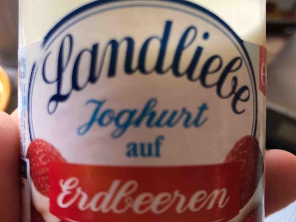 Joghurt  auf Erdbeeren von SuRo | Hochgeladen von: SuRo
