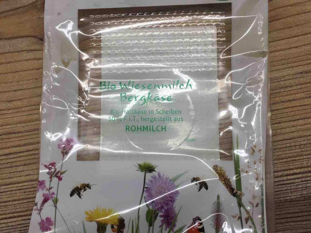 Bio Wiesenmilch Bergkäse von marlene23811 | Hochgeladen von: marlene23811