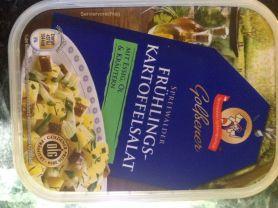 Golßener - Spreewälder Frühlings-Kartoffelsalat | Hochgeladen von: capucchini