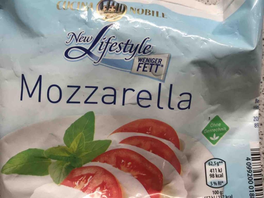 Mozzarella, Wenig Fett by kolja | Uploaded by: kolja