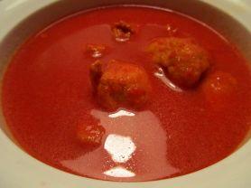 Rote Chickencurrysuppe  | Hochgeladen von: Suedelbien