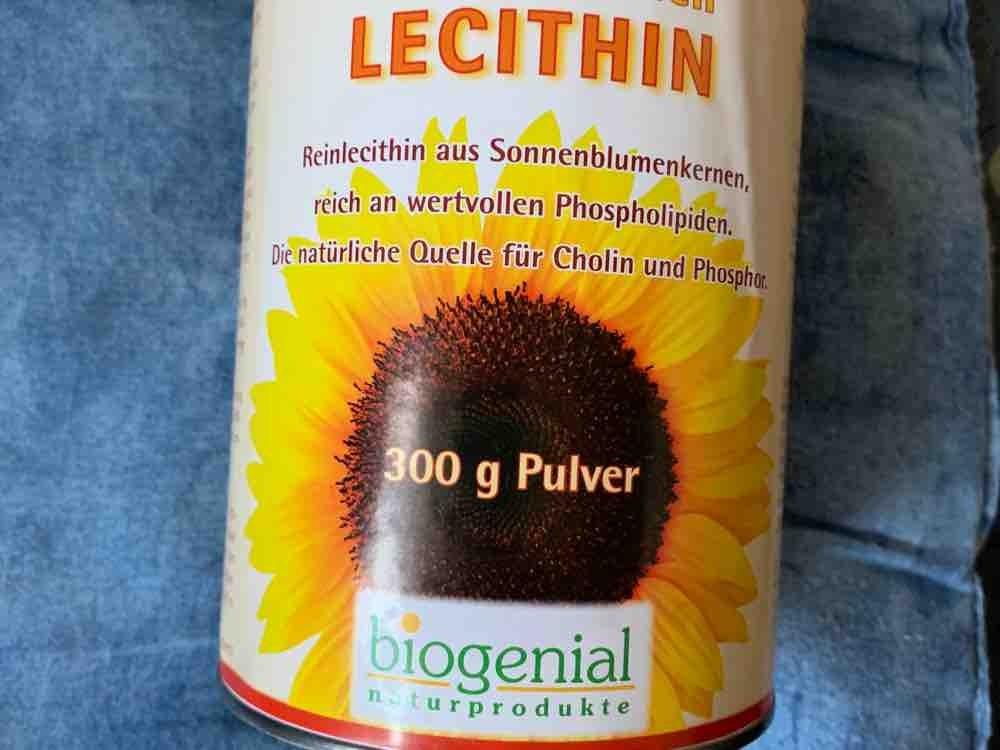 Sonnenblumen Lecithin von Sabine Hoffmann | Hochgeladen von: Sabine Hoffmann