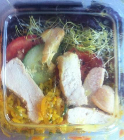Basissalat mit Reissalat Oriental | Hochgeladen von: raziska