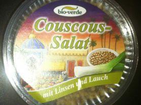 Couscous-Salat mit Linsen und Lauch, (bio-verde)   Hochgeladen von: funta