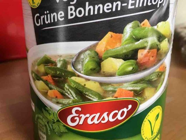 Grüne Bohnen-Eintopf vegetarisch von doggenstefan   Hochgeladen von: doggenstefan