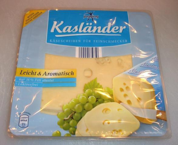 Fotos und Bilder von Käse, Kasländer, Leicht & Aromatisch (Aldi) - Fddb