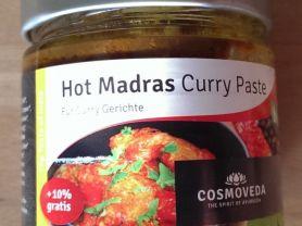 Hot Madras Curry Paste, Curry Gewürze  | Hochgeladen von: Kuehlwalda