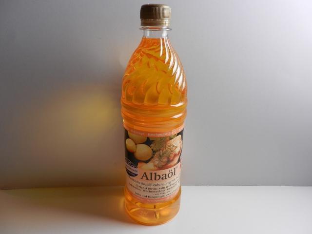 Albaöl (Rapsöl mit Buttergeschmack)   Hochgeladen von: maeuseturm