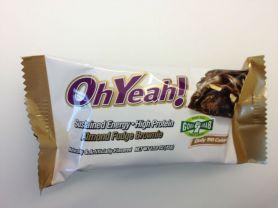 Oh Yeah! Protein bar, Almond Fudge Brownie | Hochgeladen von: sukeltelija