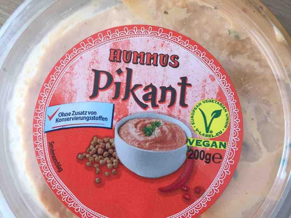 Hummus, Pikant von BB90   Hochgeladen von: BB90