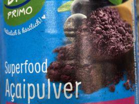 Acaipulver Bio Primo   Hochgeladen von: Devayani