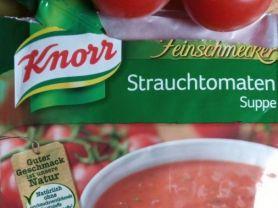 Strauchtomaten Suppe mit Basilikum | Hochgeladen von: juggernaut